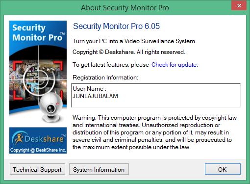 Security Monitor Pro скачать