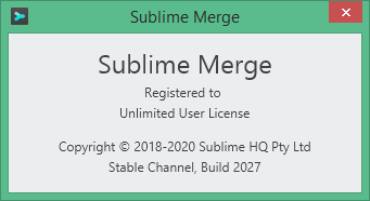 sublime merge license key