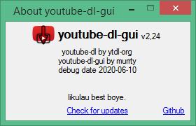 youtube-dl скачать