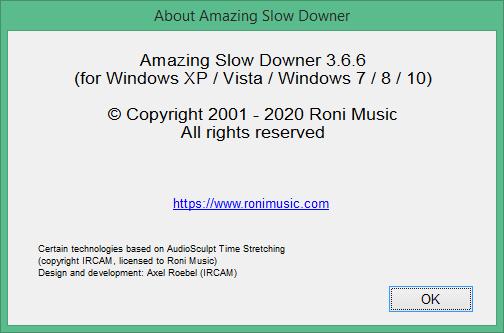 Amazing Slow Downer скачать бесплатно