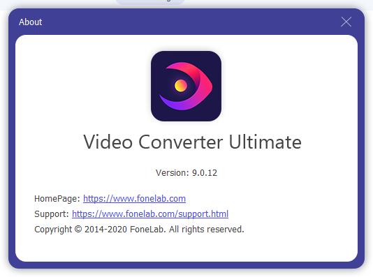 FoneLab Video Converter скачать бесплатно
