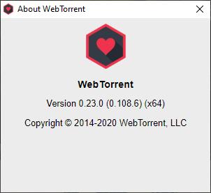 WebTorrent скачать программу
