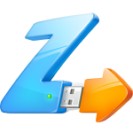 Zentimo xStorage Manager logo