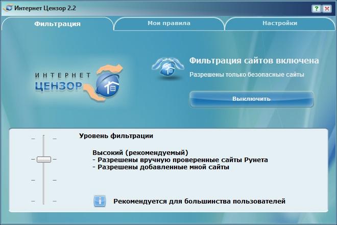 Интернет Цензор