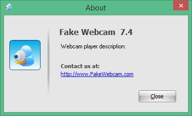 Fake Webcam скачать