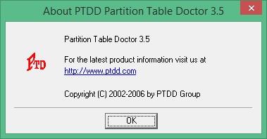 Partition Table Doctor скачать