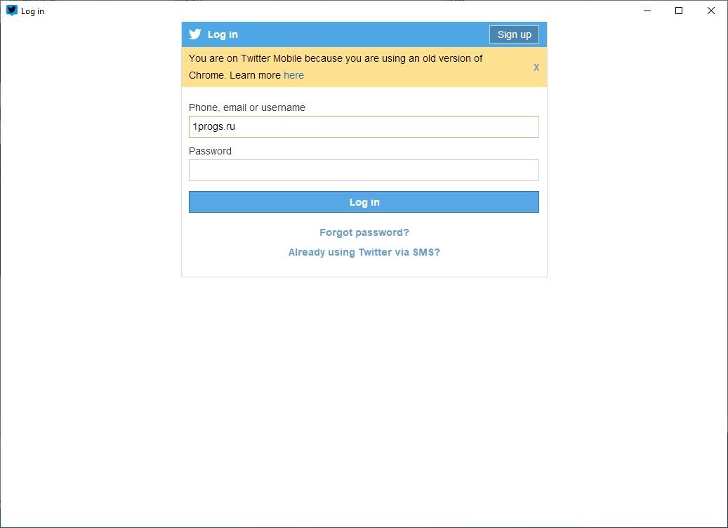 TweetDeck скачать