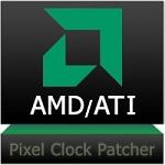 AMD ATI Pixel Clock Patcher logo