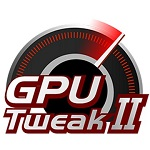 ASUS GPU Tweak II logo