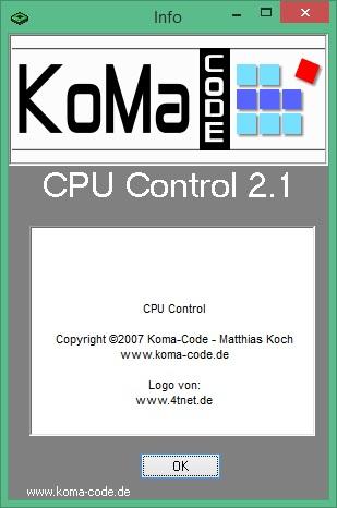 CPU-Control скачать