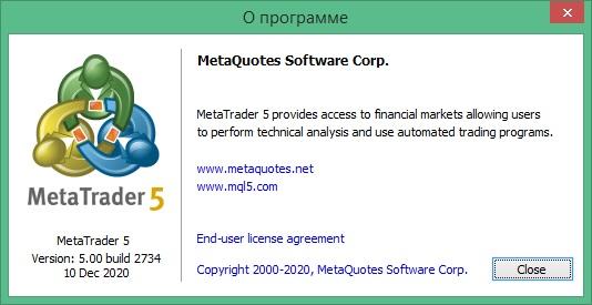 MetaTrader скачать бесплатно