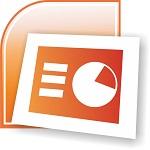 Microsoft PowerPoint 2007 logo