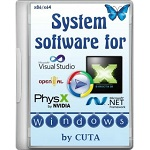 System Software For Windows logo