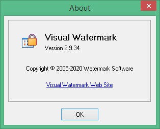 Visual Watermark код активации