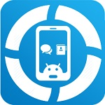 Android SMS + Contacts Recovery logo