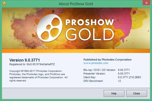 ProShow Gold скачать торрент