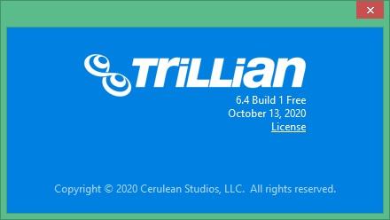 Trillian скачать