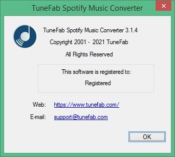 TuneFab Spotify Music Converter скачать торрент