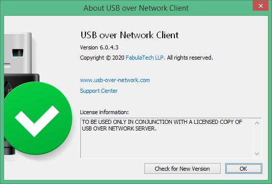 USB over Network ключ
