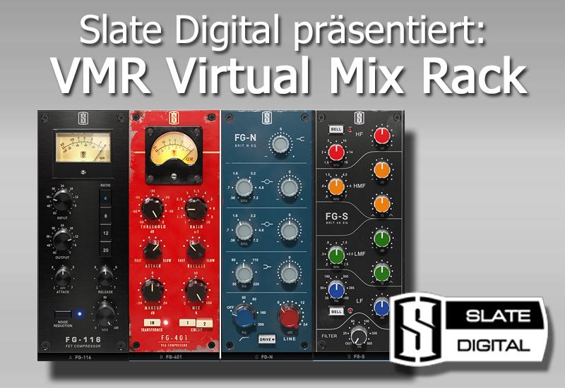 Virtual Mix Rack