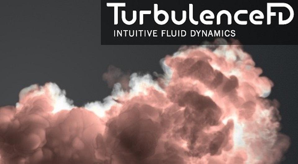 TurbulenceFD for Cinema 4D