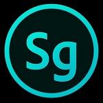 Adobe SpeedGrade logo