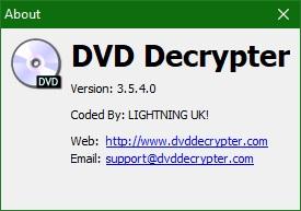 DVD Decrypter скачать