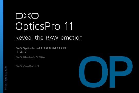 DxO Optics Pro скачать