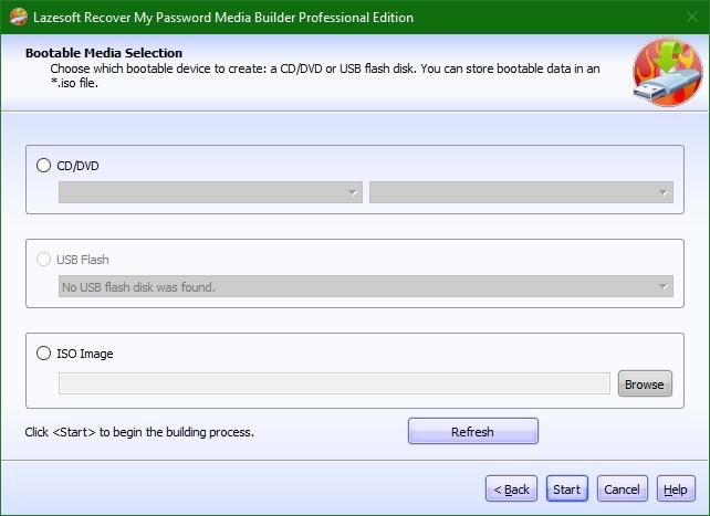 Lazesoft Recover My Password скачать