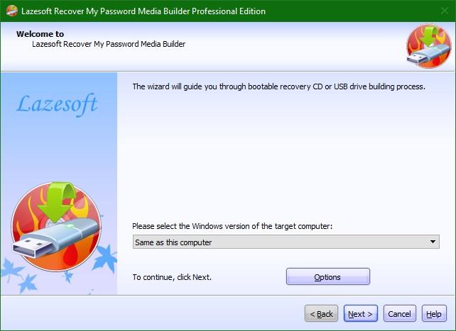 Lazesoft Recover My Password