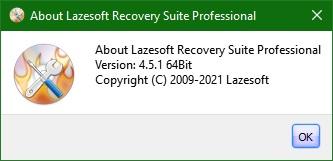Lazesoft Recovery Suite скачать