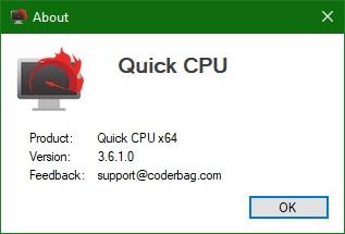 Quick CPU скачать