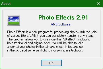 Photo Effects скачать