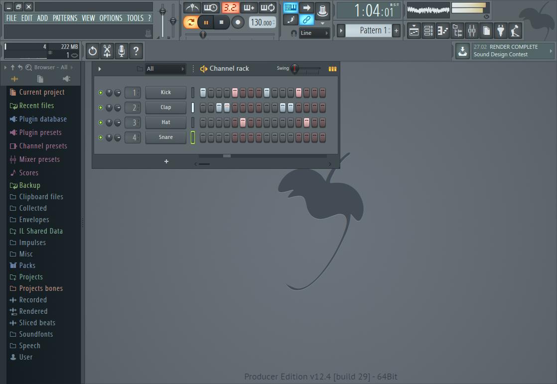 FL Studio ключ