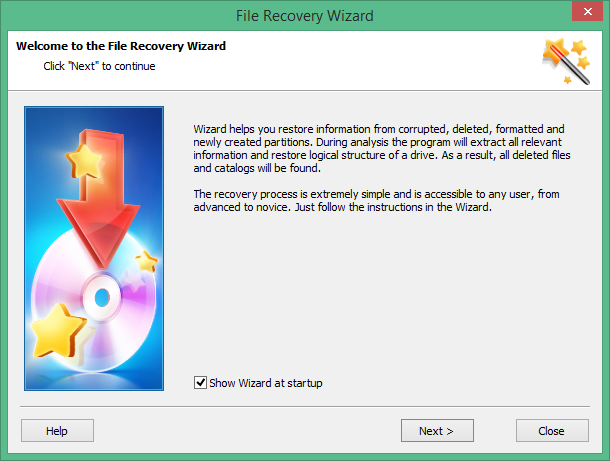 Hetman Partition Recovery ключ