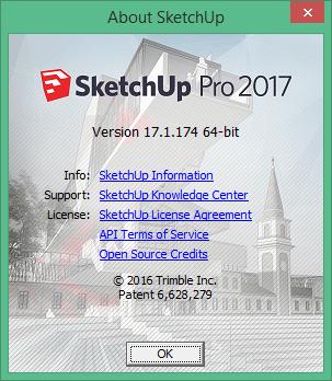 SketchUp Pro скачать с ключом