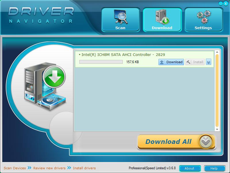 Driver Navigator ключ
