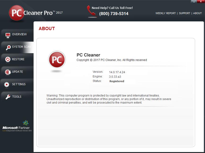 PC Cleaner Pro скачать с ключом