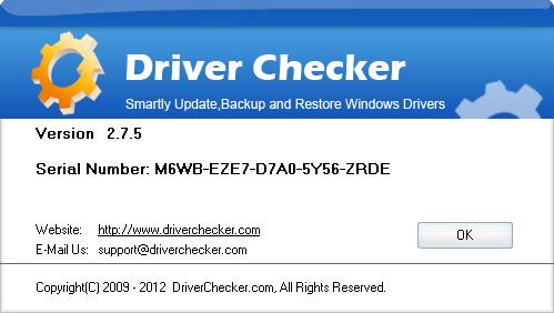 Driver Checker скачать с ключом