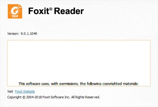Foxit Reader скачать с ключом