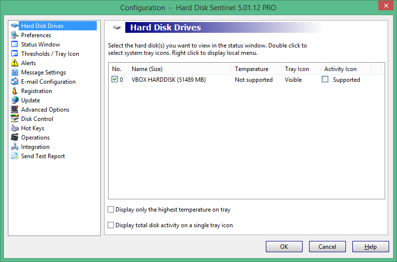 Hard Disk Sentinel ключ