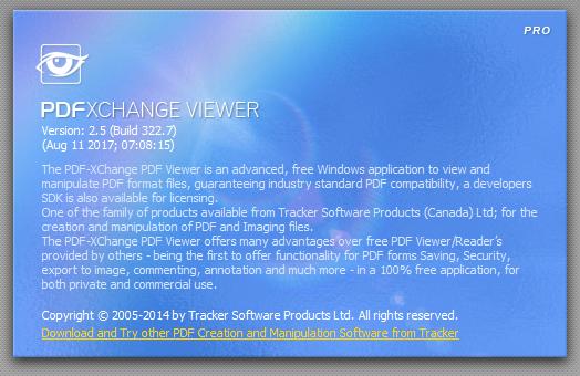 PDF-XChange Viewer скачать с ключом