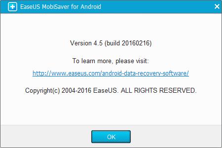 EaseUS MobiSaver ключ