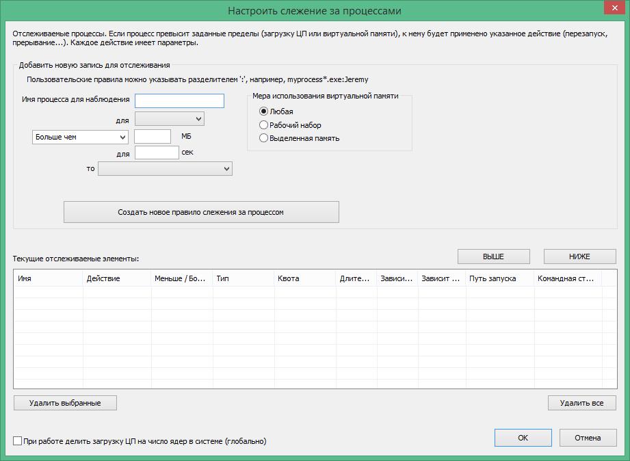 Process Lasso Pro код активации