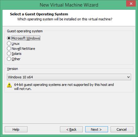 VMware Player ключ