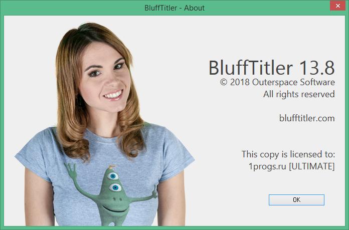 BluffTitler Ultimate скачать полную версию