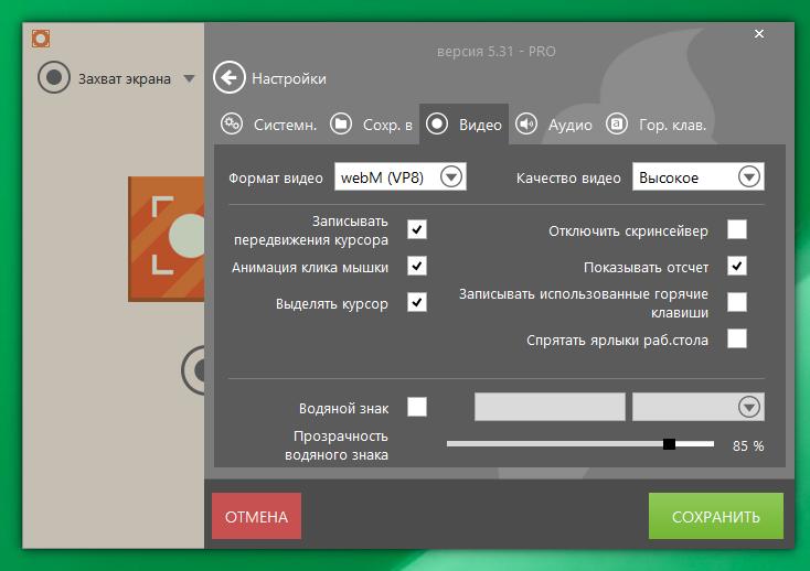 Icecream Screen Recorder Pro ключ