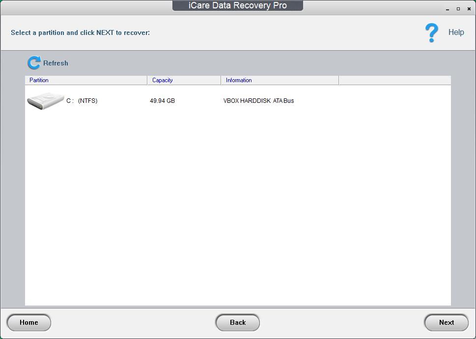iCare Data Recovery ключ