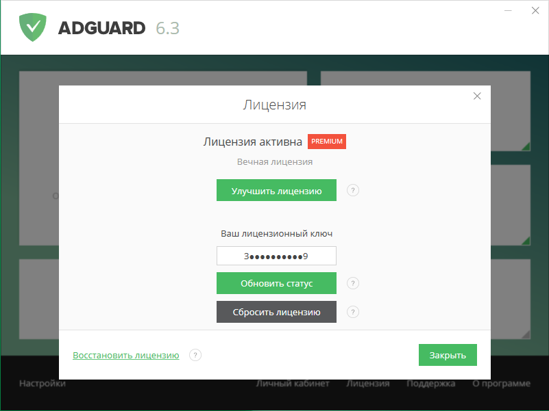 Adguard 6.3.1303.3881