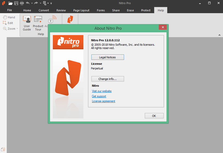 Nitro Pro Enterprise 12.0.0.112 русская версия